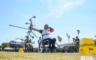 The Americas at Tokyo 2020 Paralympic Games: Mexico