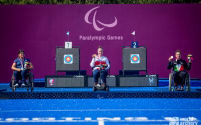 Historic Paralympic medal for Mariana Zuniga in Tokyo 2020