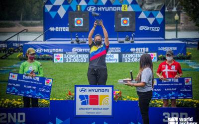 Recap of the Yankton 2021 Hyundai Archery World Cup Final